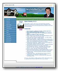 Realty Web Site